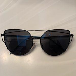 Brand new black sunglasses